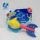 2017 New product Indoor Toy Shark Missile Hand Bombs Toy