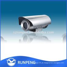 De alumínio morrem produtos do alojamento da câmera do CCTV da precisão da carcaça