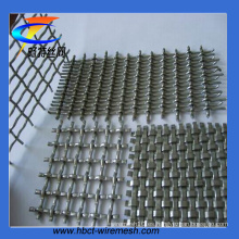 Squre Wire Mesh con gancho, malla de alambre prensado con gancho (CT-64)