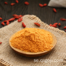 Certifierad Hot Sale Spraytorkande Goji Berry Powder