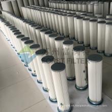 FORST Poliéster Bolsa de filtro de polvo industrial para productos químicos