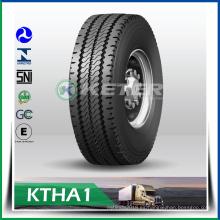 Nexen neumáticos de alta calidad de Corea, Keter Brand neumáticos de camiones con alto rendimiento, precios competitivos