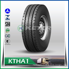 DOUBLE HAPPINESS DR920 285/75R24.5 RADIAL TRUCK TYRE