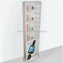 Free Design Factory Preis Shopping Mall Branded Watch Showroom Acryl Boden Watch Display Stand