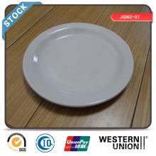 """7 """"prato de jantar (borda estreita) em estoque com preço barato"""