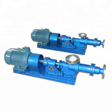 G series stainless steel mono screw pump