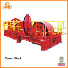 API Standard Drilling Rig Crown Block