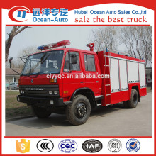 Dongfeng 6000Liters fire fighting truck for sale