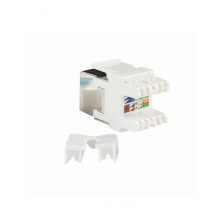 Ethernet Cat6 rj45 FTP shielded keystone jack