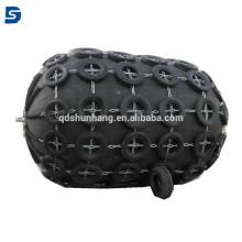 Pára-choques de borracha marinho pneumático de flutuação certificado CCS para embarcações