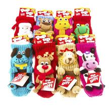 16FZCSS5 pop up natal presente meias decoração