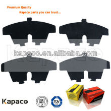 Auto part accessory of brake pad shim For Ferrari brake pad 70000910