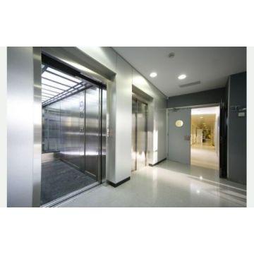 Ascenseur de passagers pour bâtiment commercial