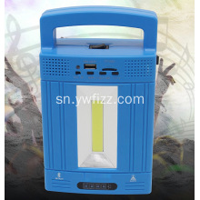 New Solar Music Camping Lamp Bluetooth