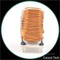 Inductor de bobina de choque de modo común variable de alta confiabilidad