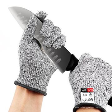 Ладони en388 уровень семейного сертификата 5 порезостойкие перчатки безопасности труда