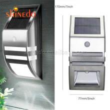 Solar Light Outdoor Solar Lamp PIR Motion Sensor Wall Lamp