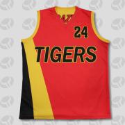 Camiseta de encargo de la insignia de deportes camisa de entrenamiento