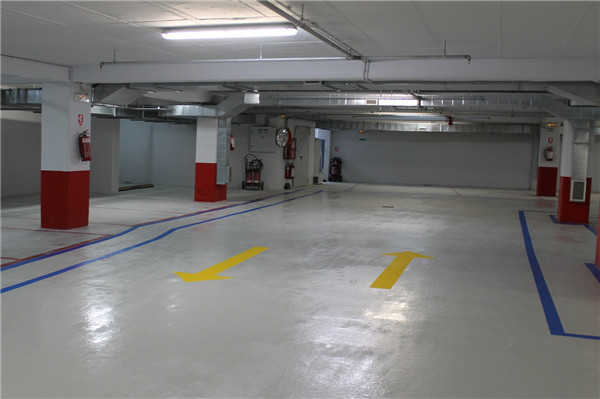 garage floor non slip coating