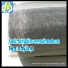 YW - 45 melhor preço de tela de alumínio janela Netting Mesh