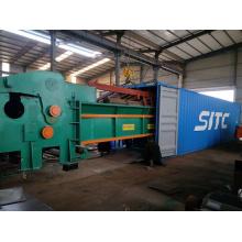 Máquina astilladora de madera para maquinaria forestal con alta eficiencia