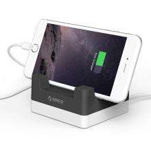 ORICO CHA-4U 4 Port Desktop USB Ladegerät mit Telefon / Tablet Mount