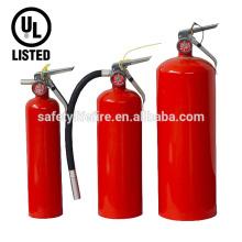 UL перечислил в ABC химический порошок огнетушитель