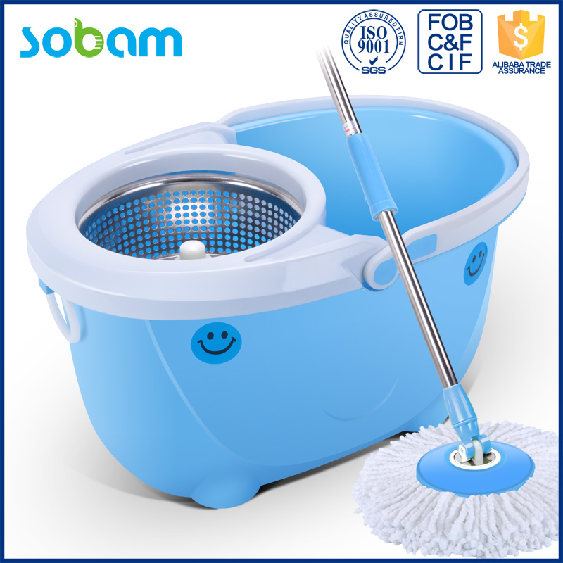 Microfiber Cleaning Mop Set Floor Mop