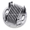 Kundenspezifische OEM verzinkte Stahlblech Znic Coating 275 g / m² verzinkte Stahlteile