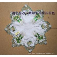 Housse de Table Cande Star Vert Couleur St1744