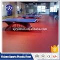 Bela produção de piso pvc esporte