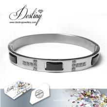 Cristais de joias destino da pulseira bracelete Swarovski T