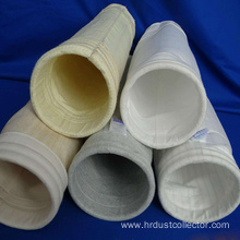 Industrial polyester pouch for air filtration