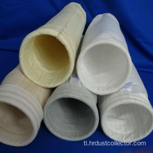 Industrial polyester na pouch para sa air filtration