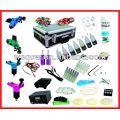Full set Tattoo Machine kit with 4 machines