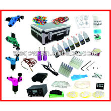 Komplettes Set Tattoo Machine Kit mit 4 Maschinen