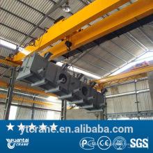 fabriqué en Chine lisse voyageant et levage Double poutre Overhead Crane à vendre