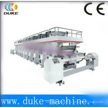 Máquina de impressão de gravura a alta velocidade
