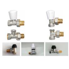 Латунные радиаторные клапаны (a. 8013)
