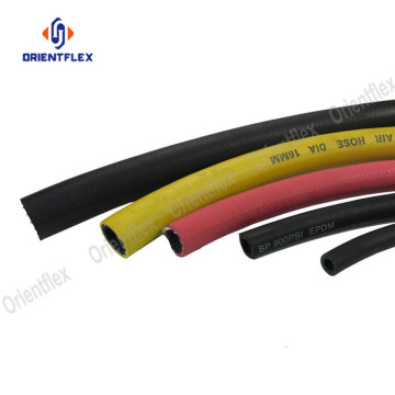 Spiral synthetic rubber 8mm air line hose