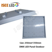 Waterproof Dynamic LED Panel Light for Outdoor Installation