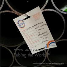 EN 10219 Tuberías de acero estructurales