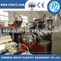 Plastic PVC imitation Marble Coner profiles making machines line