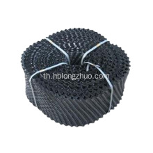 PVC Fill สำหรับ Round Cooling Tower Fill Replacement