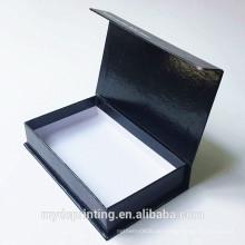 Magnetische und Spiel Schiebetür Carboard Papier Geschenkbox Custom Logo