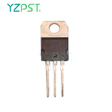 3-Terminal 1A Positive Voltage Regulator transistors