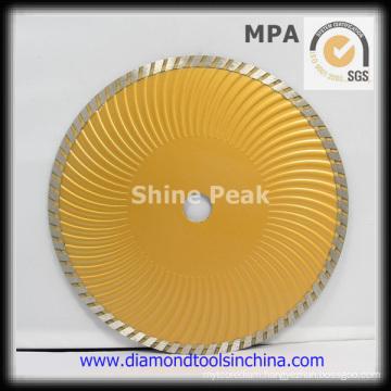 Dry Cut Diamond Saw Blade for Granite Marble Concrete Porcelain