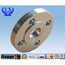 BS4504 PN16 raised face reducing slip on flange