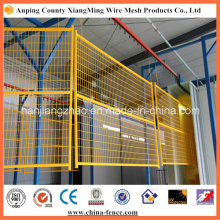 2015 Hot Sale Temporary Fence with PVC Painting