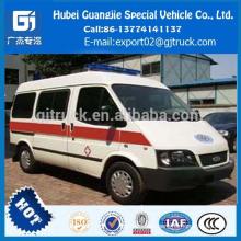 Coche eléctrico 2016, coche médico de la ambulancia, ambulancia CQK5036 del coche eléctrico de la fábrica 2016, coche médico de la ambulancia, ambulancia CQK5036 del factor